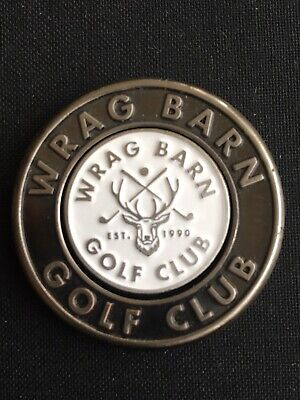 WRAG BARN Golf Ball Marker With Removable
