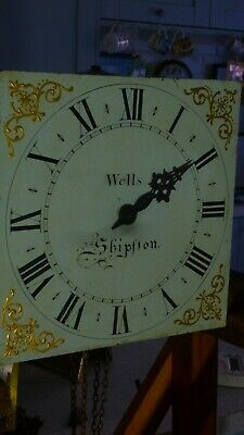 Longcase Clock 30 Hour Single Hand