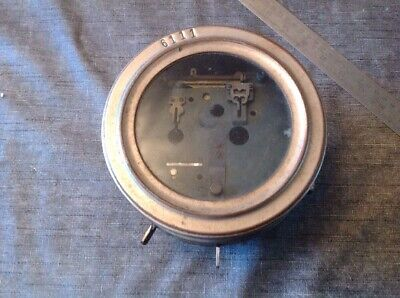 Vintage Pigeon Clock Toulet Imperator Racing Timer Clock Case With Glass & Parts