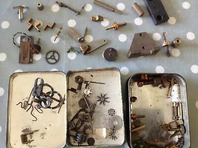 Antique Electric Clock Parts From Specialist Collectors Clockmakers Spare Parts