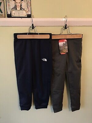 Boys, The North Face Thermal Tracksuit Bottoms Joggers. Age 6. Bnwt