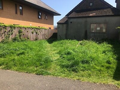 small plot of land for sale in residential area in wales, Port talbot SA12 6LR.