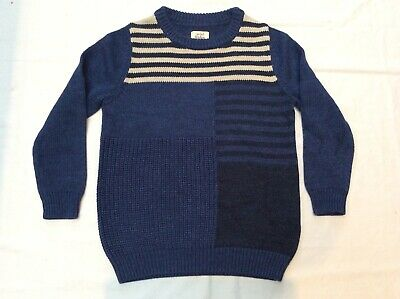 Mini Boden Boys jumper New age 5-6years