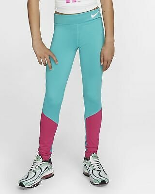 Girls NIKE Trophy Tights.    XL (13-15 years).   AV6235-309
