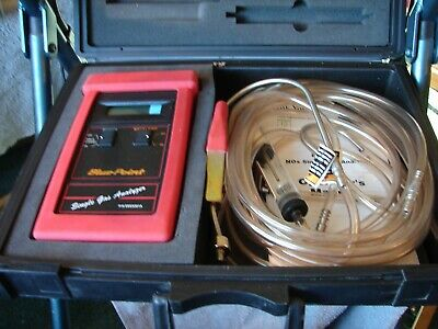 NOx Blue-Point Single Gas Analyzer System #EEEA501A
