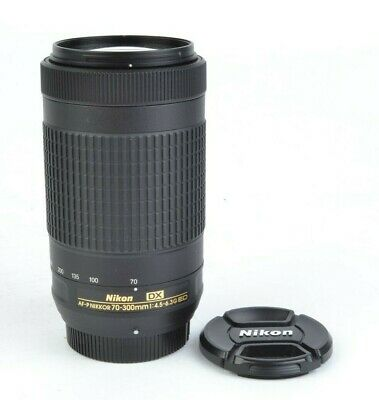 Nikon DX AF-P Nikkor 70-300mm f/4.5-6.3G ED Lens #MAP5569