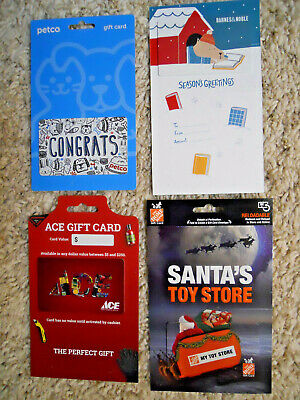 Collectible Gift Cards, new, unused cards with backing, no value on cards (Q-2)