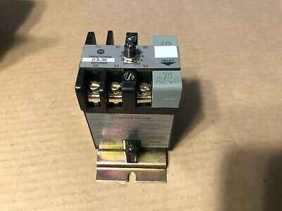 Allen Bradley, Solid State Timing Relay, 852S-NSB