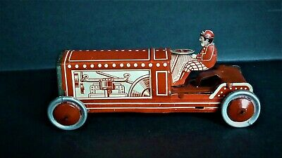 GELY / Georg Levy - Schlepper mit Fahrer - Made in Germany - um 1930