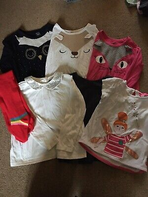 Large Bundle Of Girls Clothes 3-4 Years - Gap, M&S, Joules, Next
