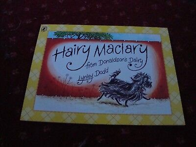 HAIRY MACLARY FROM DONALDSON'S DAIRY  by Lynley Dodd (Paperback, 2007)