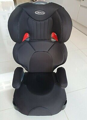 Child Lightweight Car Seat Graco Highback Booster 4-12 Years Group 2/3 Junior