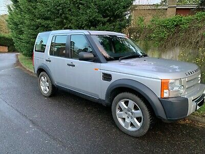 Land Rover Discovery 3 - Lots of work done