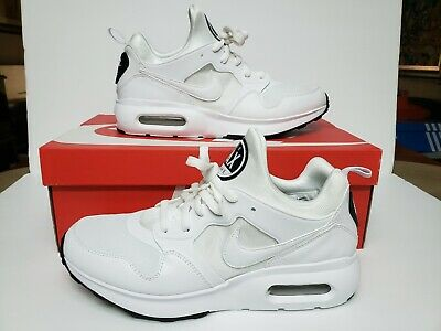 NEW NIKE AIR Max Prime Mens Athletic Shoes White Pure