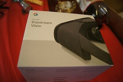 Google Daydream View VR Headset with remote, Gray works