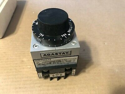 AGASTAT, Timing Relay, 7022AE