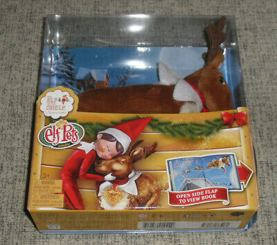 The Elf On The Shelf - Elf Pets A Reindeer Tradition New