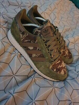 Adidas Forest Grove Camo size 8 no box
