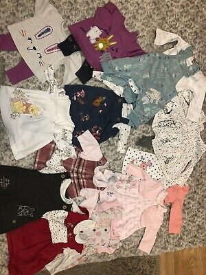 Baby Girl Clothes Bundle Newborn / Up To 1 Month Excellent Condition
