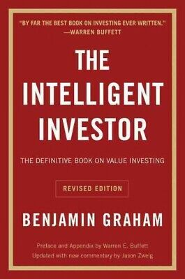 Intelligent Investor : A Book of Practical Counsel, Paperback by Graham, Benj...
