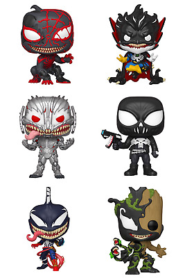 Funko Pop! Marvel: Venomized Wave 3 (In Stock) Vinyl Figures