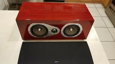 Energy Veritas v-5.2-c Center Channel Speaker Good Condition. Used V-5.2