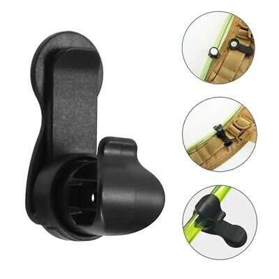 New Tube Clip Drinking Water Bladder Hose Clip Hydration Pack Clamp Bladder Hold