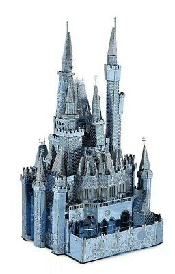NEW Disney Parks Metal Earth 3D Model Kit Walt Disney World Cinderella Castle