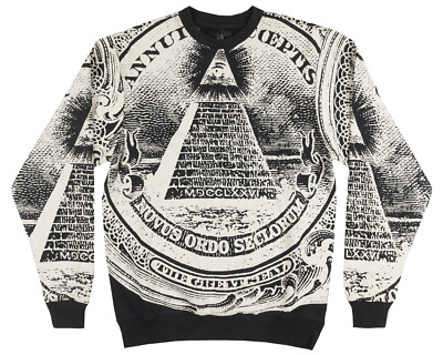BLACK SCALE OAKLAND CREWNECK SWEATSHIRT FLEECE PULLOVER MENS BLVCK SCVLE