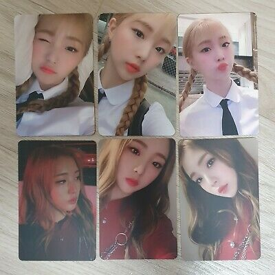 Yeojin - Official Photocard LOONA [# HASH] Showcase Photocard Kpop