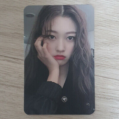 Choerry - Official Photocard Loona 2nd Mini Album Hash # Monthly Girl Kpop