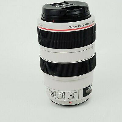 Canon EF 70-300mm F4-5.6L IS USM Lens - Mint Condition #1137889B