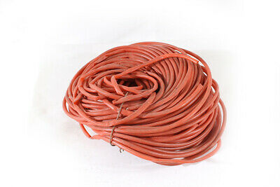 Large Reel Insulating Protective Hose Cable Cable Hose 7mm/8mm Red