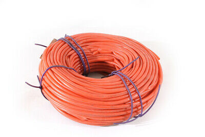 Large Reel Insulating Protective Hose Cable Cable Hose 7mm/8mm Red Red