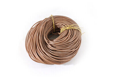 Large Reel Insulating Protective Hose Cable Cable Hose 3mm/4mm Braun