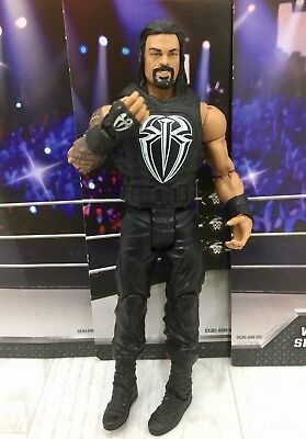 WWE Mattel action figure BASIC Series ROMAN REIGNS raw kid toy PLAY Wrestling