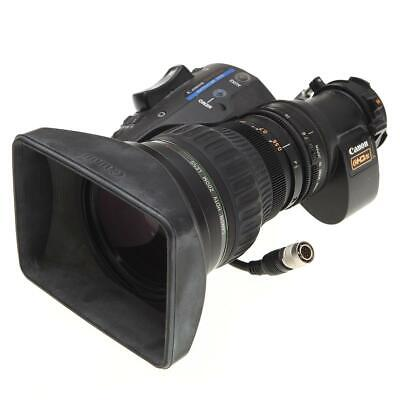 """Canon HJ17ex7.6B-IRSE-A eHDxs 17x2/3"""" ENG Zoom Lens with 2x Extender - #1236993"""