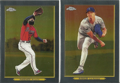 2020 TOPPS SERIES 1 BASEBALL TURKEY RED CHROME SINGLES - Pick Your Card(s)!