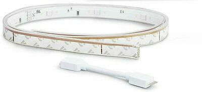 PHILIPS HUE 1m LED light strip lightstrip PLUS white and colour EXTENSION