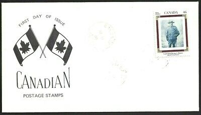 Canada   # 1876    Special  Canadian Regiment Cachet      New 2000 Unaddressed