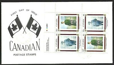 Canada   # 1876 & 1877   Special Canadian Regiment Cachet  New 2000 Unaddressed