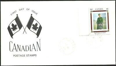 Canada   # 1877    Special  Canadian Regiment Cachet      New 2000 Unaddressed