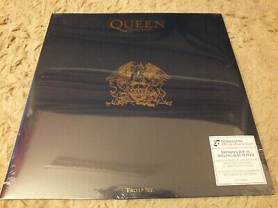 Queen ‎– Greatest Hits II 2 x NEW & SEALED VINYL