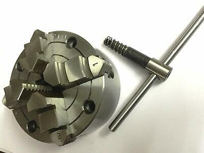 Diameter 100 mm- 4 Jaws Independent Chuck- Machinist, tool room, Engineering