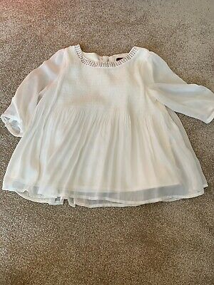 Ted Baker Top Girls Age 10 Party Wedding. Baker By Ted Baker