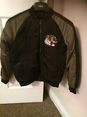 Next Boys Jacket Age 11 Years. Brand New Without Tags