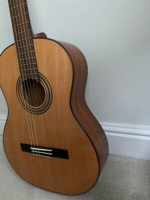 Full Size 6 String Strung Acoustic Guitar by GEWA, Classical Guitar Student