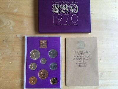 1970 Royal Mint Proof coin set
