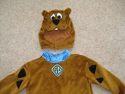 Marks & Spencer Book Day Scooby Doo Costume Outfit Age 6-8 Years