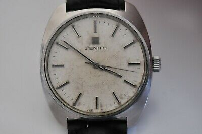 Old Vintage Zenith watch hand winding cal 2572